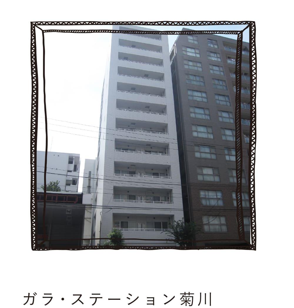 ガラ・ステーション菊川